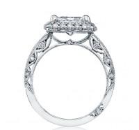 Tacori Blooming Beauties HT2523PR Engagement Ring