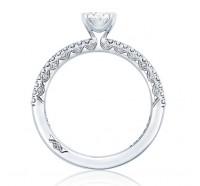 Tacori Petite Crescent HT254515OV Engagement Ring