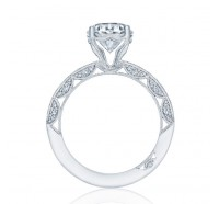 Tacori Classic Crescent HT2553RD Engagement Ring