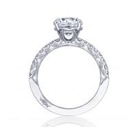 Tacori Petite Crescent HT2559RD Engagement Ring