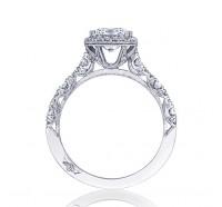 Tacori Petite Crescent HT2560PR Engagement Ring