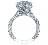 Tacori RoyalT HT2604RD Engagement Ring