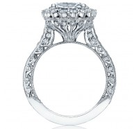 Tacori RoyalT HT2605RD Engagement Ring