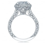 Tacori RoyalT HT2609RD Engagement Ring
