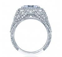 Tacori RoyalT HT2612CU Engagement Ring