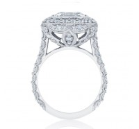Tacori RoyalT  HT2614EC Engagement Ring