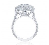 Tacori RoyalT HT2614PR Engagement Ring