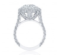 Tacori RoyalT  HT2614RD Engagement Ring