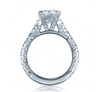 Tacori RoyalT  HT2623OV Engagement Ring
