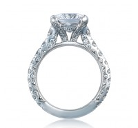 Tacori RoyalT  HT2623PR Engagement Ring