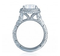 Tacori RoyalT HT2624CU Engagement Ring