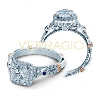 Verragio Parisian CL-DL109CU Engagement Ring