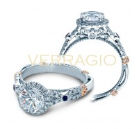 Verragio Parisian CL-DL109R Engagement Ring