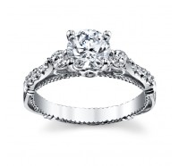 Verragio Parisian D-124R Engagement Ring