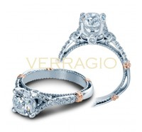 Verragio Parisian D-126R Engagement Ring