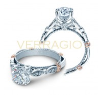 Verragio Parisian D-DL100 Engagement Ring