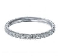 Verragio  INS-7001W Wedding Ring