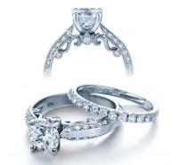 Verragio Insignia INS-7038 Engagement Ring