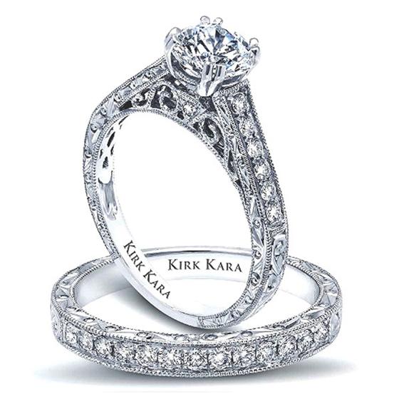 Kirk Kara Wedding Bands Wedding Decor Ideas