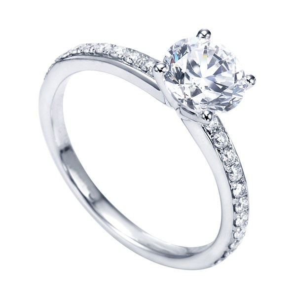 what engagement ring are you - Small Wedding Rings