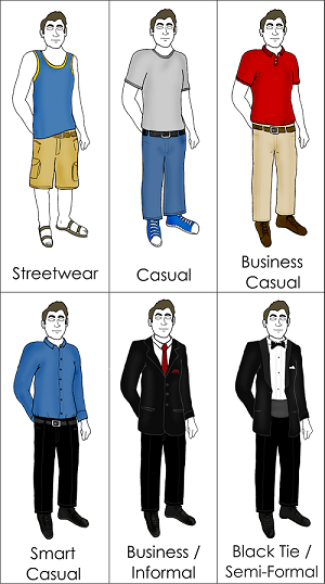 What Men Should Wear to a Wedding
