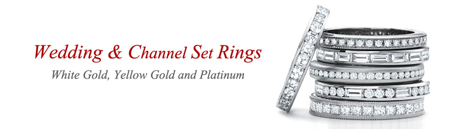 Channel Set Rings