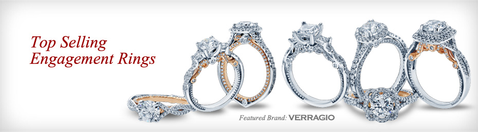 Designer Engagement Rings - Our Best Sellers