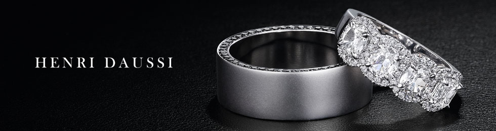 Henri Daussi Wedding Bands