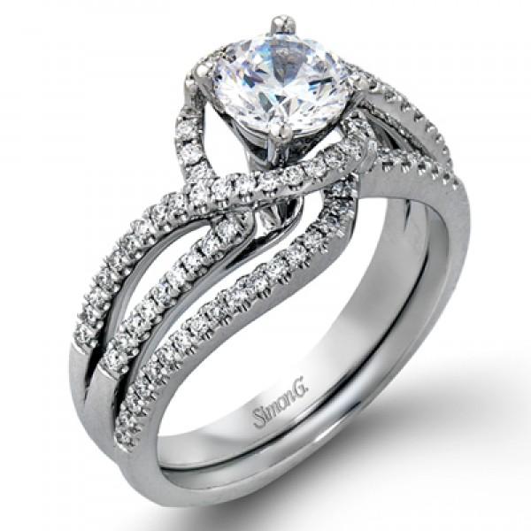 Simon G Dr273d Engagement Ring