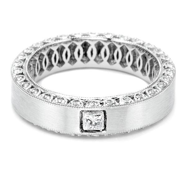 Tacori Ht2286pr Mens Wedding Ring