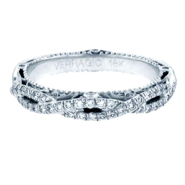Verragio Wedding Bands.Verragio Afn 5005w Wedding Ring