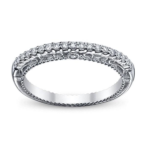 Verragio Wedding Bands.Verragio Afn 5022w Wedding Ring
