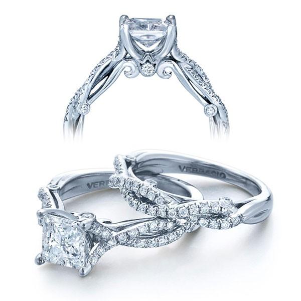 fbf46fca652 Verragio Insignia INS-7050P Prong Engagement Ring