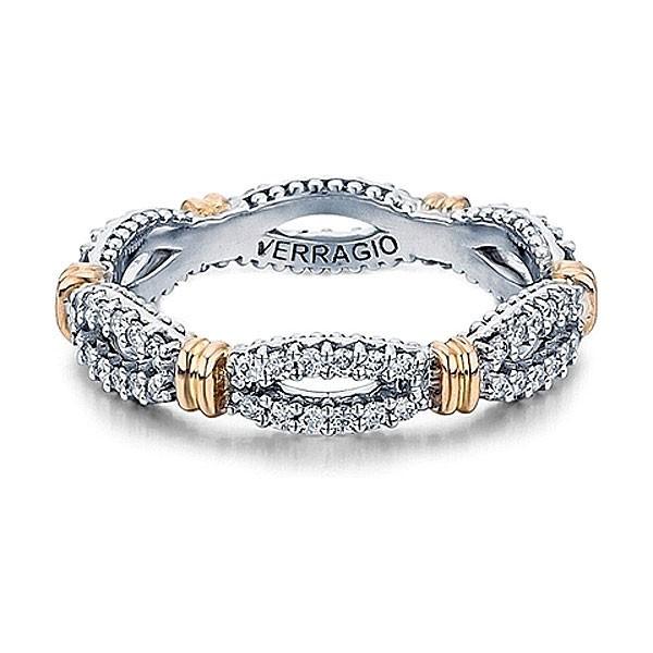 Beautiful Wedding Rings.Verragio W 104 Wedding Ring