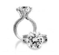 Bez Ambar  OC2PT3 Engagement Ring