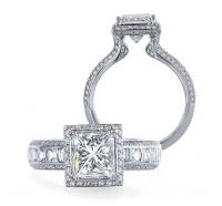 Bez Ambar  PAL22PV Engagement Ring