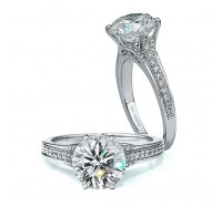 Bez Ambar  PLUMES Engagement Ring