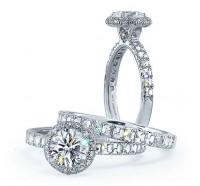 Bez Ambar  RBAREQX19 Engagement Ring
