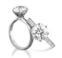 Bez Ambar  RBC21S12 Engagement Ring