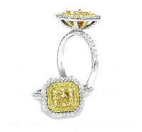 Bez Ambar  RRAREQ416 Engagement Ring
