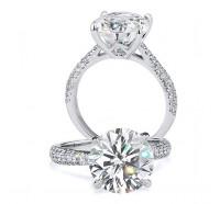 Bez Ambar  RRPV2LF Engagement Ring