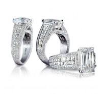 Bez Ambar  SANDRA2 Engagement Ring