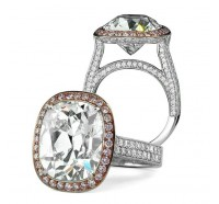 Bez Ambar  ST212 Engagement Ring