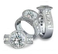 Bez Ambar  TLP29PV Engagement Ring