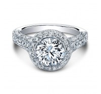 Christopher Designs  98-RD Engagement Ring