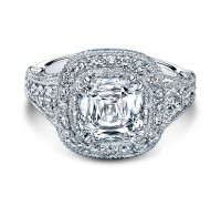 Christopher Designs  G38-CU Engagement Ring