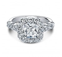 Christopher Designs  G52-CU Engagement Ring
