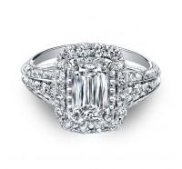 Christopher Designs  G65-EC Engagement Ring