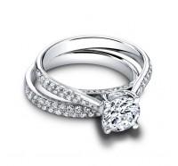 Jeff Cooper  RP1505B Wedding Ring