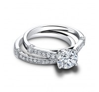 Jeff Cooper  RP1600 Engagement Ring